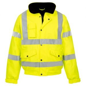 Hi-Visibility Chainsaw Safety Jackets