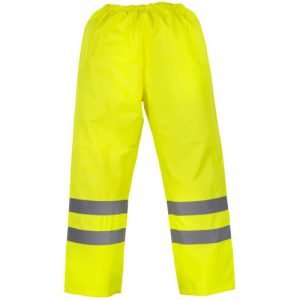 Hi-Visibility Chainsaw Safety Trousers