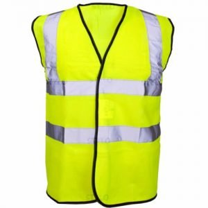 Hi-Visibility Chainsaw Safety Vests