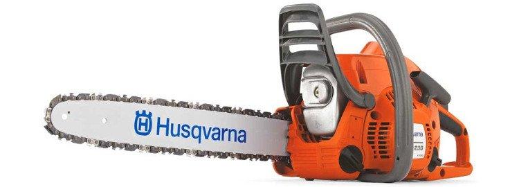 Husqvarna 236 Studio Image