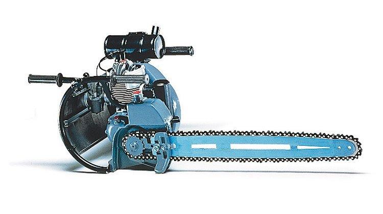 Stihl Vintage Chainsaw 1950