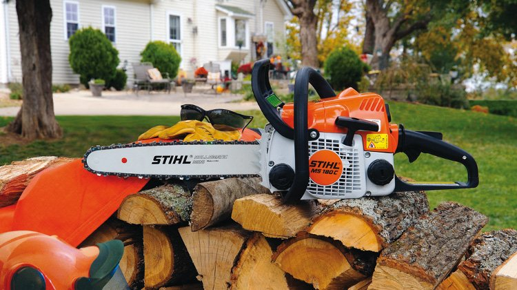stihl ms180 chainsaw review