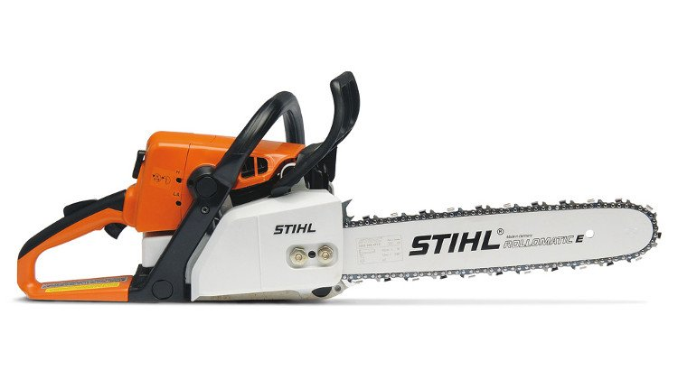 Stihl MS250 - Image courtesy of Stihl Image Library