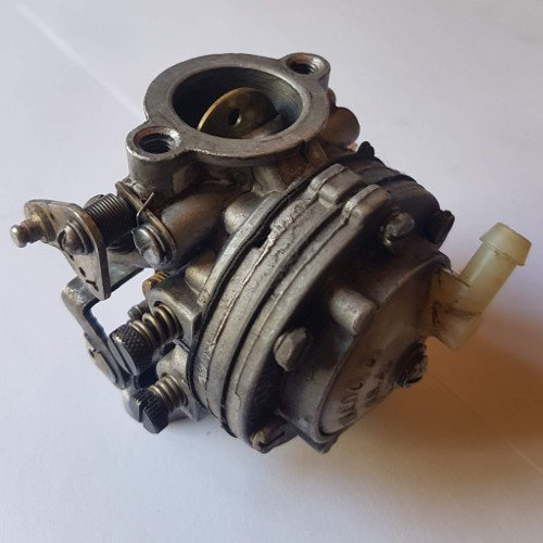 Tillotson HL292 carburetor removed from Stihl TS350 cut off saw